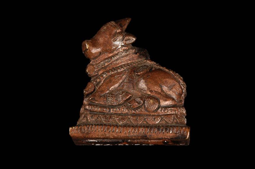 Figurine représentant Nandi