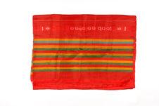 Pièce de tissu cultuelle