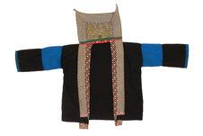 Costume de petite fille : veste