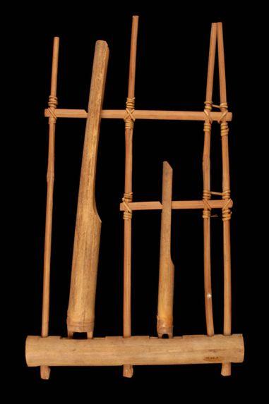 Bambous oscillants