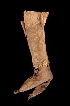 Paire de bottes souples