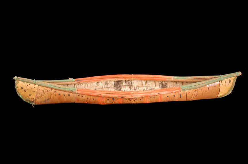Modèle de canot