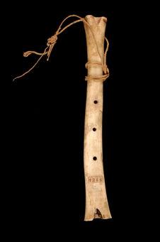 Flûte à encoche