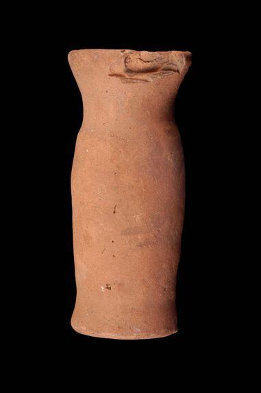 Petit vase cylindrique