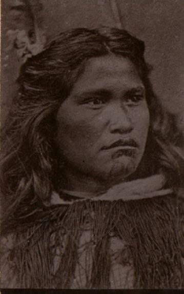 Eingeborene von Neu-Seeland