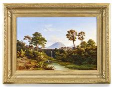 Cascade de l'île de Principe