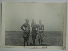 Paza, Afoué et Sagbo