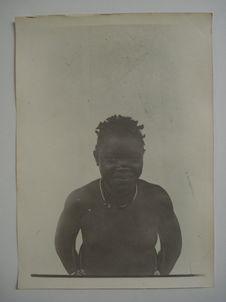 Jeune fille Goli, Marabadiassa