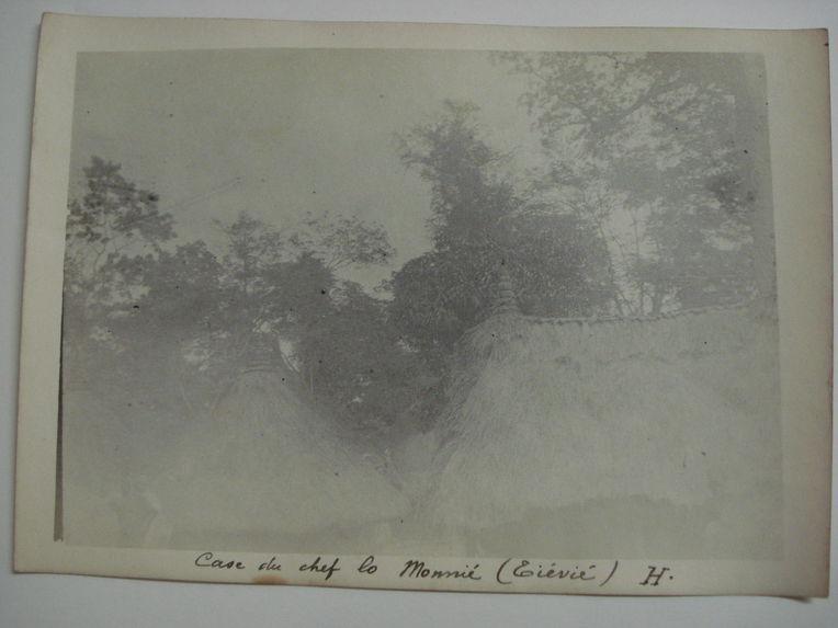 Case du chef lo Monnié, Tiévié