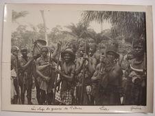 Les chefs de guerre de Péhiri, Lia et Gnina