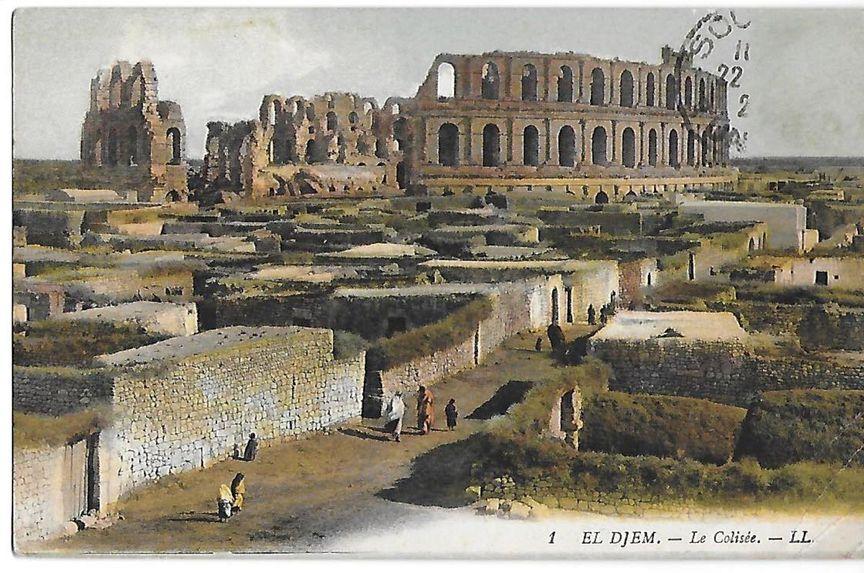 El Djem - Le Colisée
