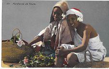 Marchands de fleurs