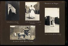 Le cheval du sultan Barma à Zinder