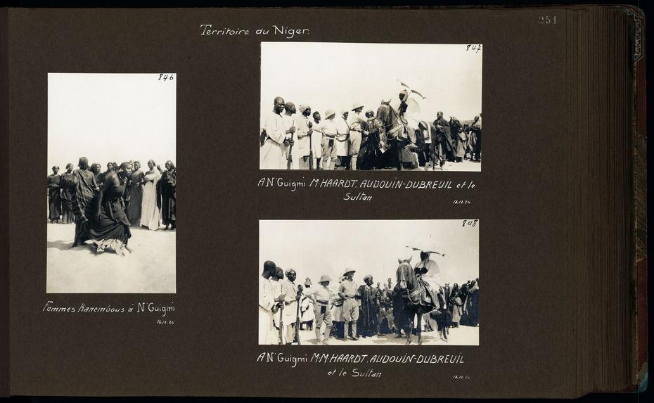 Femmes kanembous à N'Guigmi