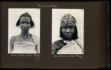 Femme kanembou Atchia