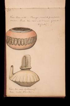 Vases en terre cuite