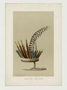Coiffure arrowak