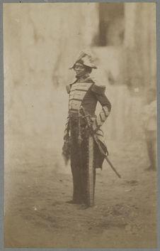 Andrian-Mandrousso, gouverneur de Tamatave, lors du voyage de M.Charnay