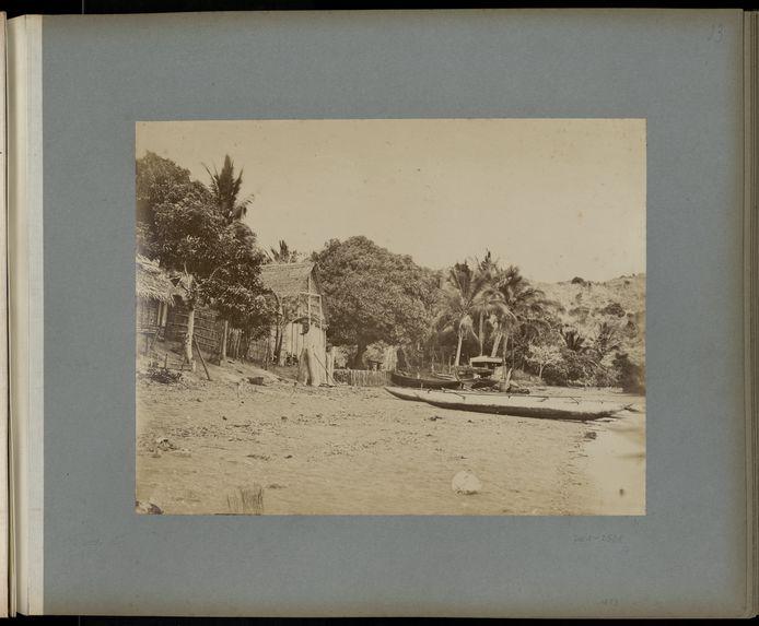 Village à Nossi-Bé