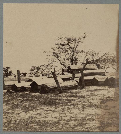 Un cimetière malgache