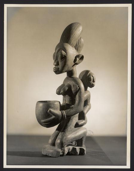Art & people in Nigéria.