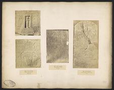 Karnak, salle hypostyle, paroi de l'ouest