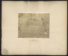 Karnak, vue des deux obélisques