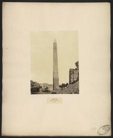 Karnak, obélisque de Toutmès I