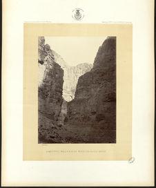Limestone Walls, Kanab Wash, Colorado River