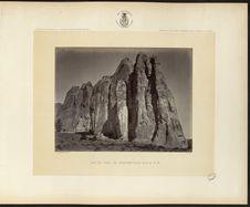 South Side of Inscription Rock, N.M