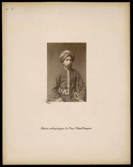 Portrait de V.P. Yazambarum