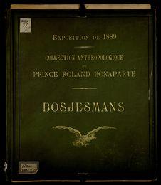 Exposition de 1889. Collection anthropologique du prince Roland Bonaparte....