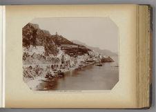 Amalfi, Campania, panorama