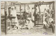 Bou-Saada. - Atelier de tissage