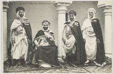 Le Bach-Agha Ben-Ganah et les Caïds