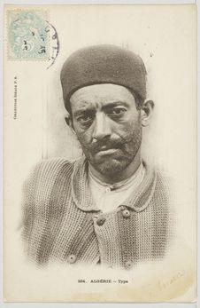 Algérie - Type