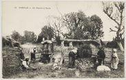 Kabylie - Un Moulin à Huile