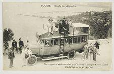 Bougie - Route des Aïgnades