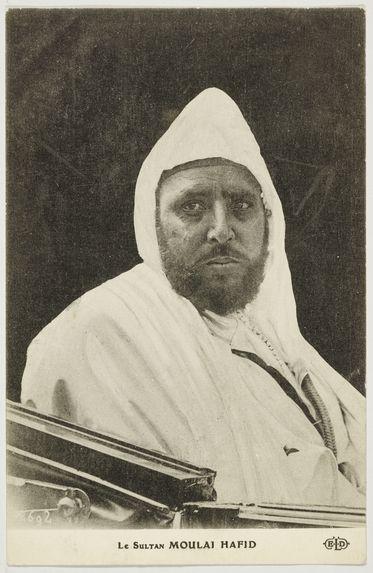 Le Sultan Moulai Hafid