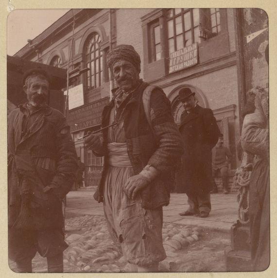 Bakou, Derbent, Elizabetpol