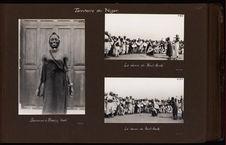 "Danseuse à Niamey ""Kadi&quot"