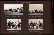 Défilé du tam-tam à cheval à Dosso