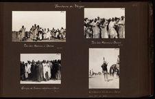 Groupe de femmes indigènes à Dosso