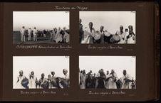 Tam-tam indigène à Birni-n'Koni
