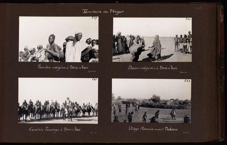 Village haoussa avant Madaoua