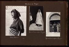 Type de femme indigène à Tessaoua