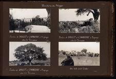 Tombes de Voulet et Chanoine à Marpigui