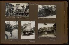 Dans un village de la forêt équatoriale