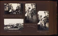 Congo belge sur la route royale avant Niangara