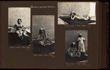 Femme arabe à Beni-Abbès
